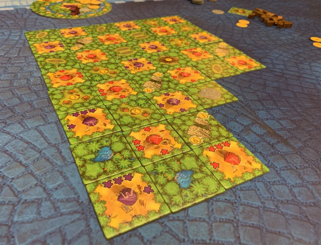Board Game Review: Cacao