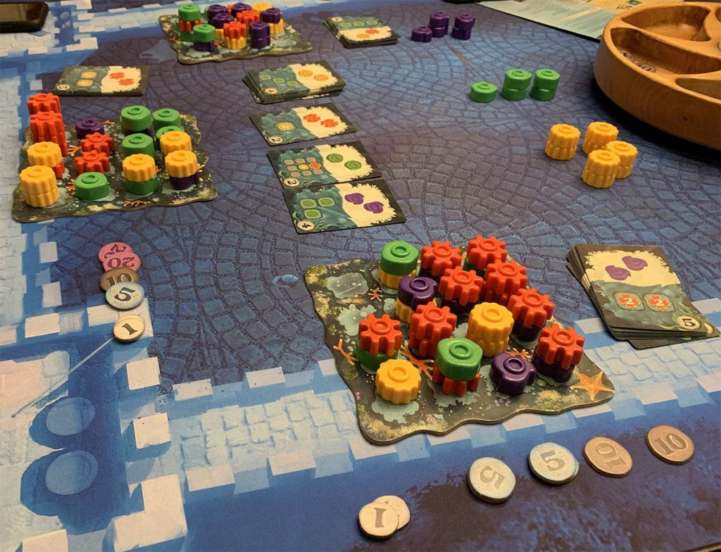 Board Game Review: Reef