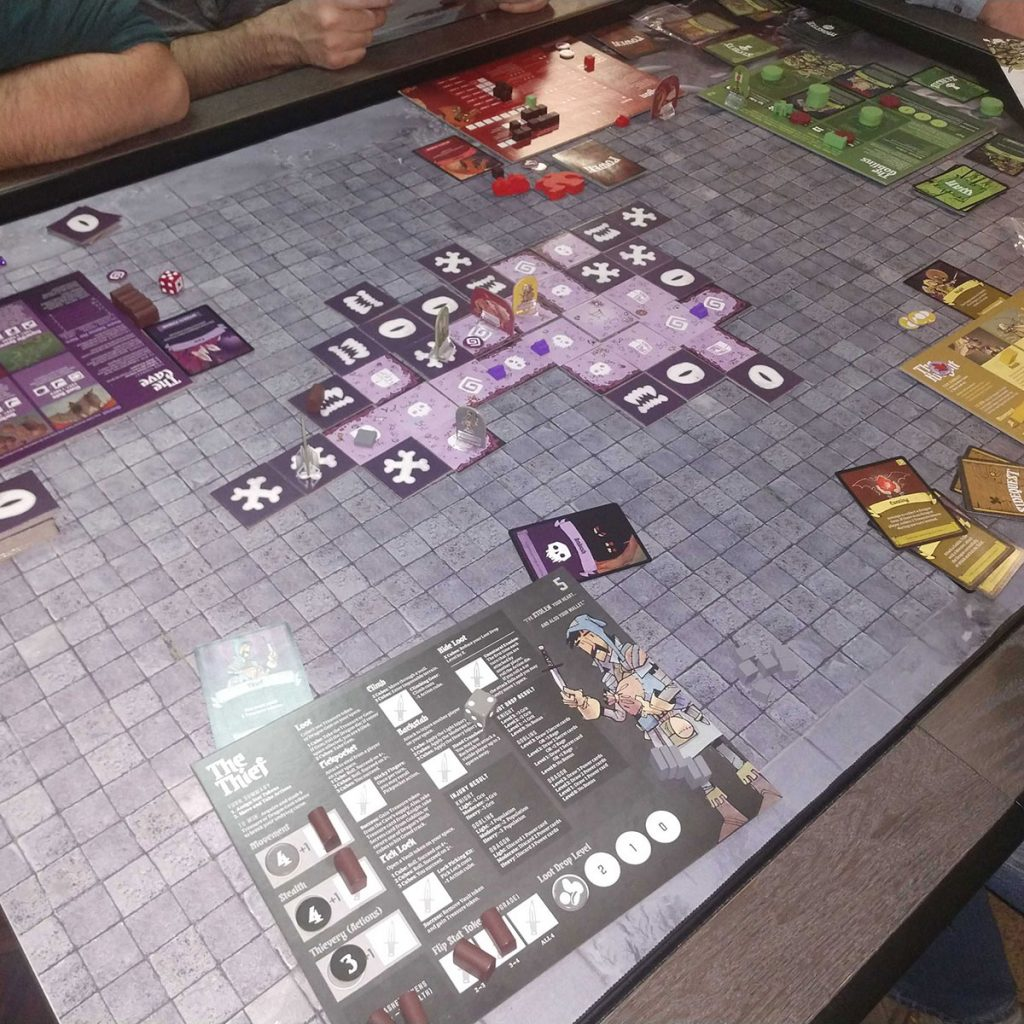 Board Game Review: Vast
